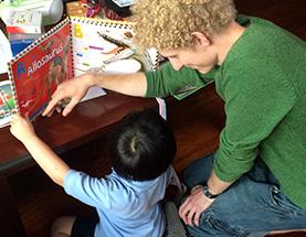 孩子成长榜样,培养孩子个性和兴趣