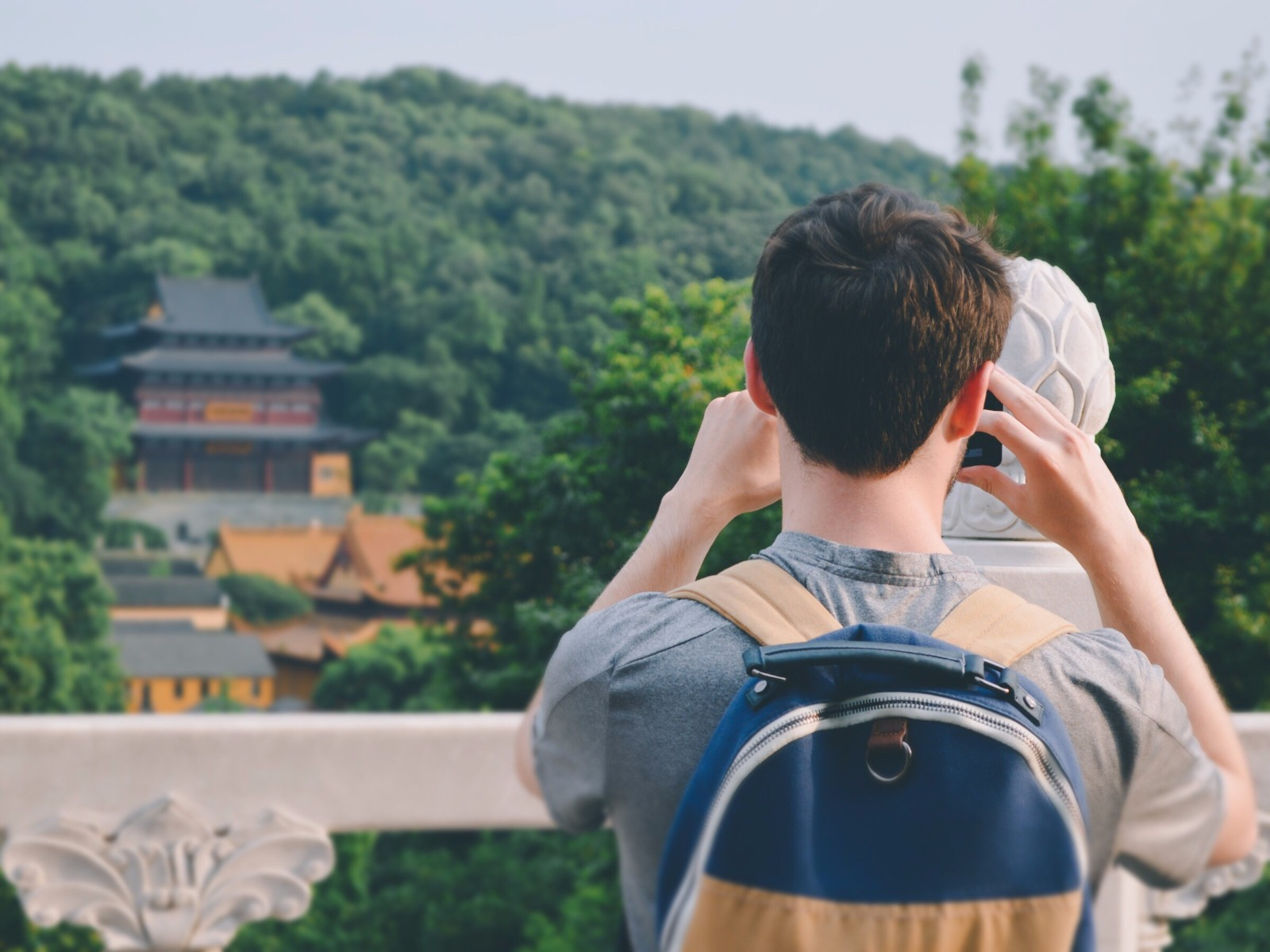 Why China is the Best Place to Become an Au Pair Abroad-9 mountain view.jpg